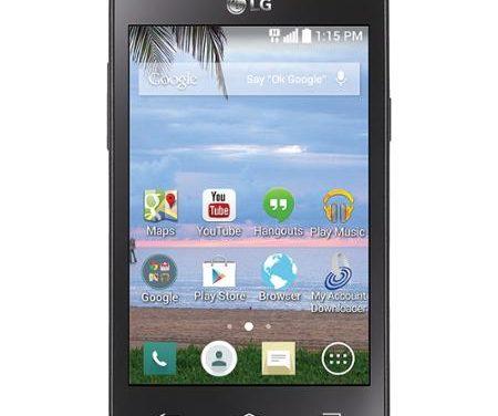 LG L15G Sunrise TracFone is $9.82 at Walmart