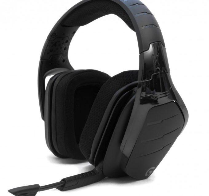 Logitech's Artemis Spectrum headset; 7.1 audiophile quality?