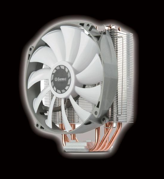 Enermax's slim new air cooler, the ETS-T40Fit-RF