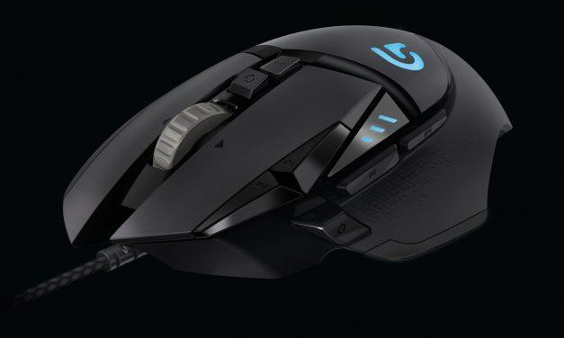 CES 2016: Logitech G Proteus Spectrum Gaming Mouse