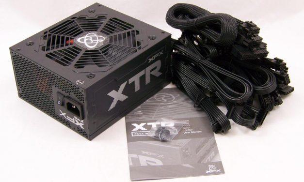 XFX wants to show its True Wattage with the XTR 850W PSU