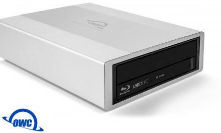OWC Announces External Optical Drive