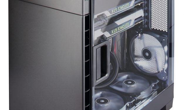 Corsair Introduces Carbide 600 Series Inverted ATX Enclosures