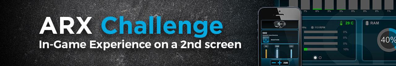 Logitech G Announces Arx Control Challenge for Developers