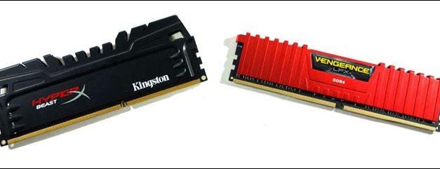 DDR3 versus DDR4; the Skylake showdown