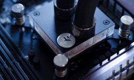 EKWB EK-XLC Predator 240 Liquid CPU Cooler Review