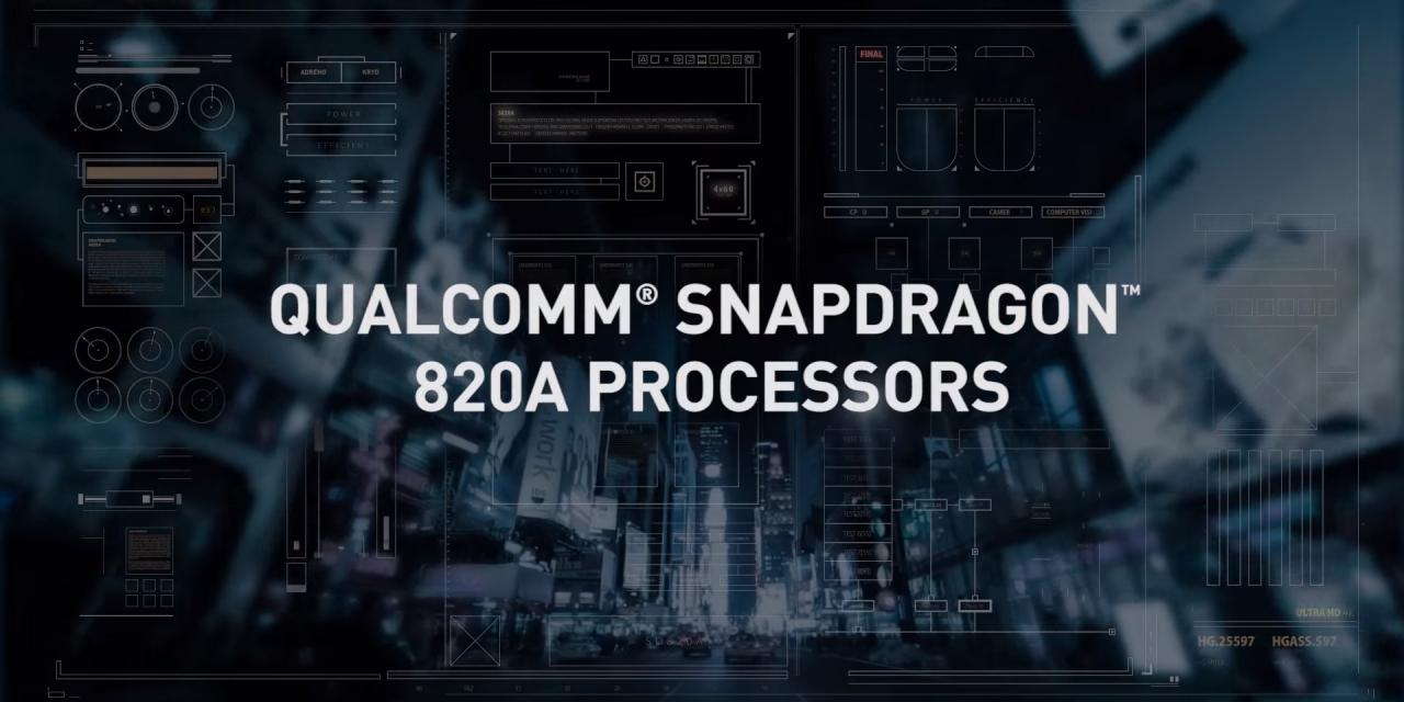 CES 2016: Qualcomm Snapdragon 820A SoCs To Drive Future Car PCs