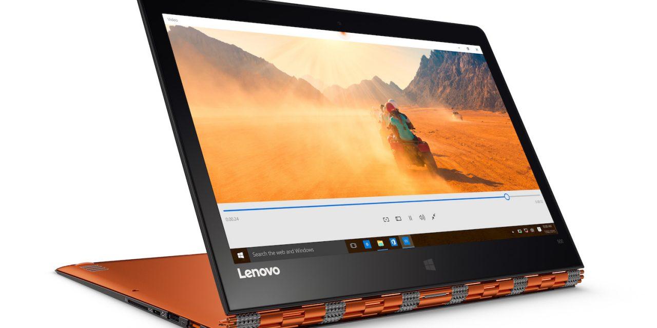 CES 2016: Lenovo Announces Yoga 900 Business Edition