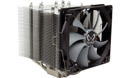 Scythe Ninja 4 SCNJ-4000 CPU Cooler Review
