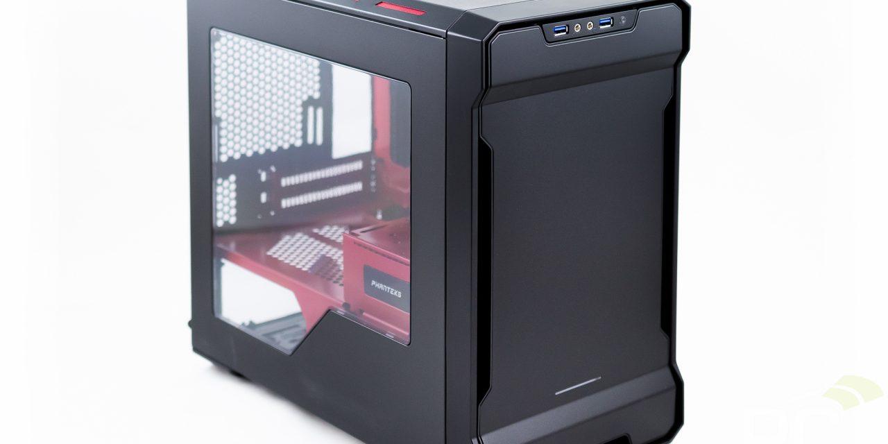 Phanteks Enthoo EVOLV ITX Enclosure Review