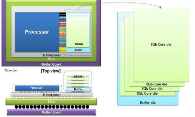 Samsung Mass Produces HBM2 Memory