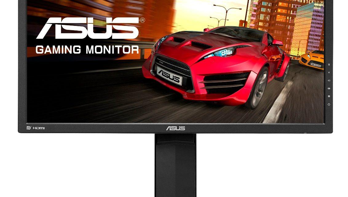 CES 2016: ASUS Announces MG Line of 4K Monitors