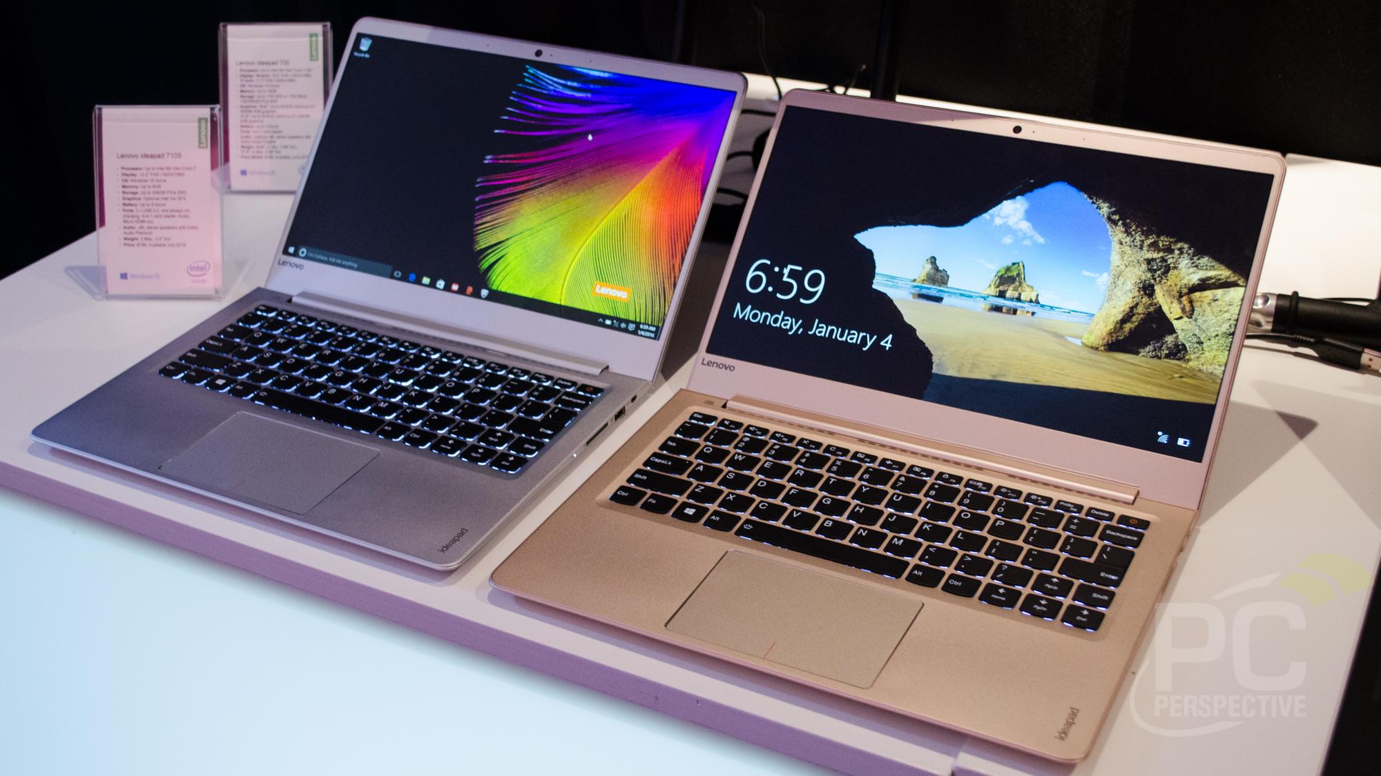 CES 2016: Lenovo ideapad 710S Notebook