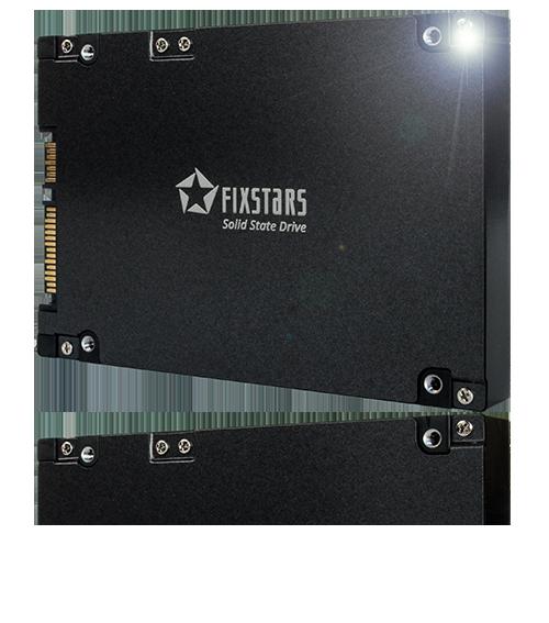 Fixstars Launches 13TB 2.5″ SATA SSD Geared Towards Media Streaming