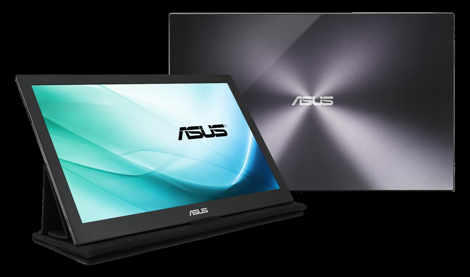 CES 2016: ASUS Announces MB169C+ USB Type-C Monitor