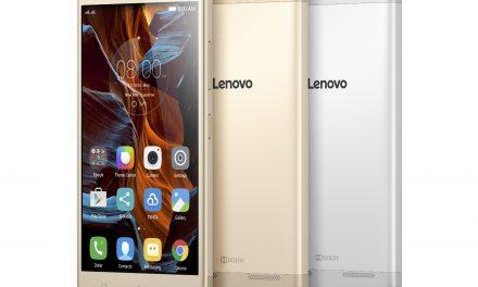 MWC 2016: Lenovo Announces VIBE K5 and K5 Plus Smartphones