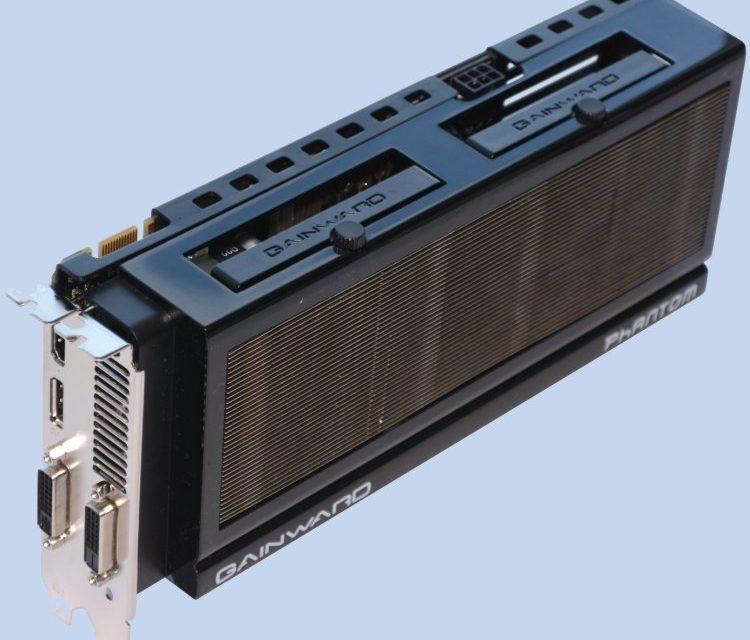 Mods like memory; the Gainward GTX 960 Phantom 4GB