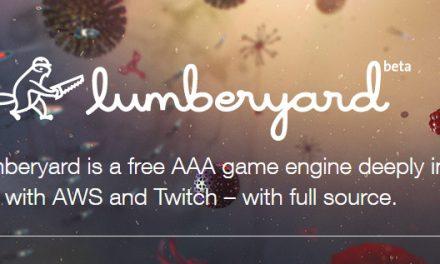 Amazon Lumberyard Game Engine (Beta) Announced