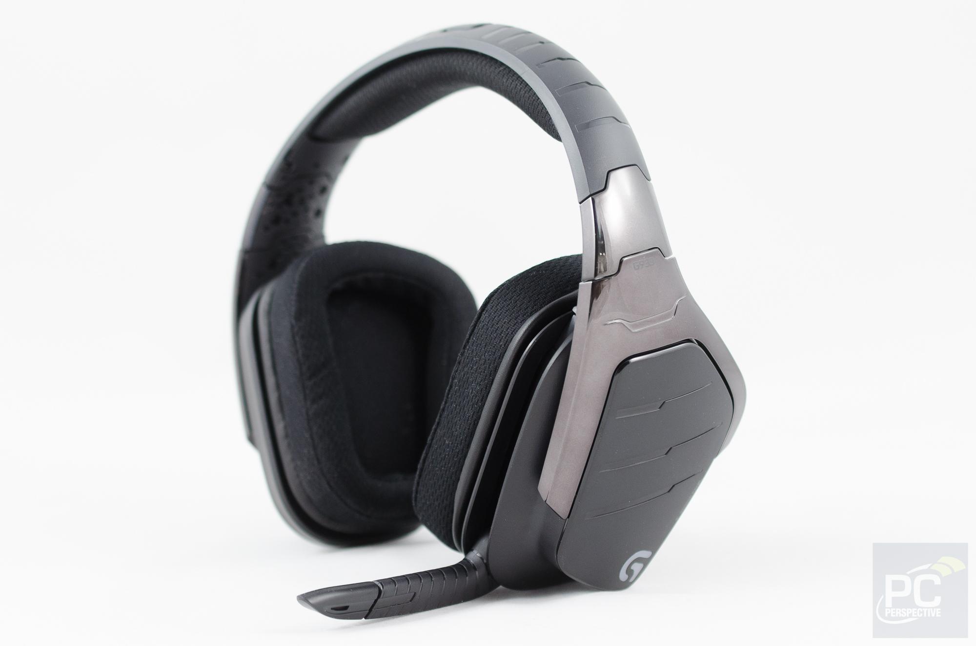 Logitech Artemis Spectrum G933/G633 Headset Review - PC Perspective