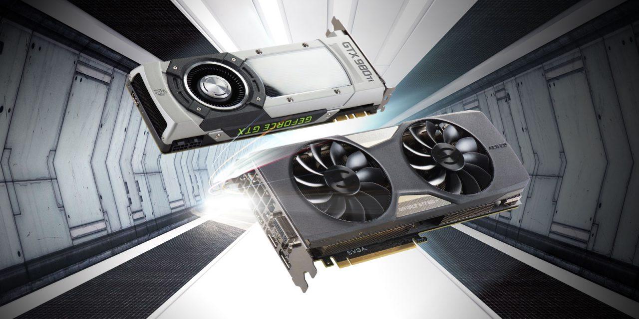 EVGA Releases GeForce GTX 980 Ti VR Edition