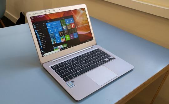 The new QHQ ASUS Zenbook UX305CA