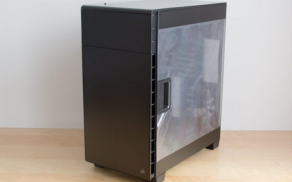 If you like a spartan interior then check out Corsair's Carbide 600C