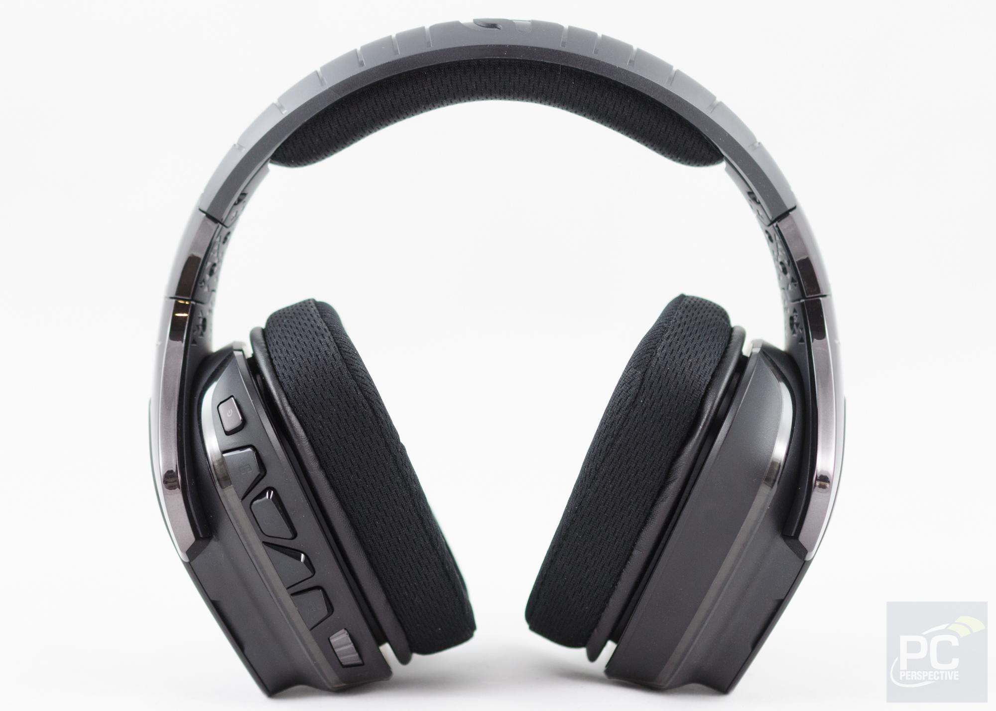 Logitech Artemis Spectrum G933/G633 Headset Review - PC