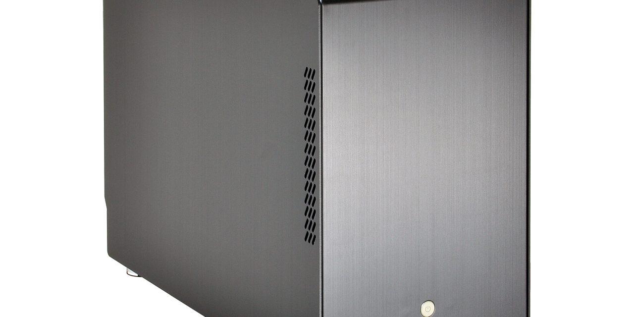Lian Li PC-M25: mATX Enclosure with 5 Hot-Swap HDD Bays