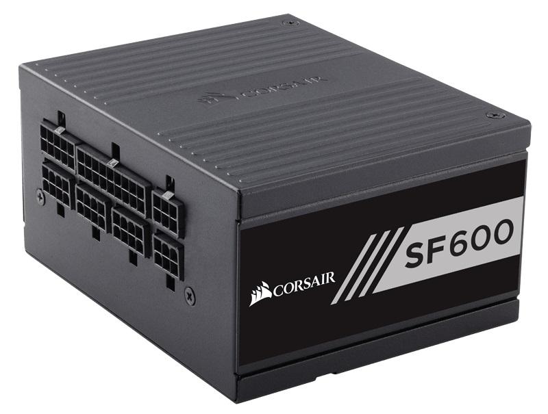 Corsair Releases SF450 and SF600 SFX Power Supplies