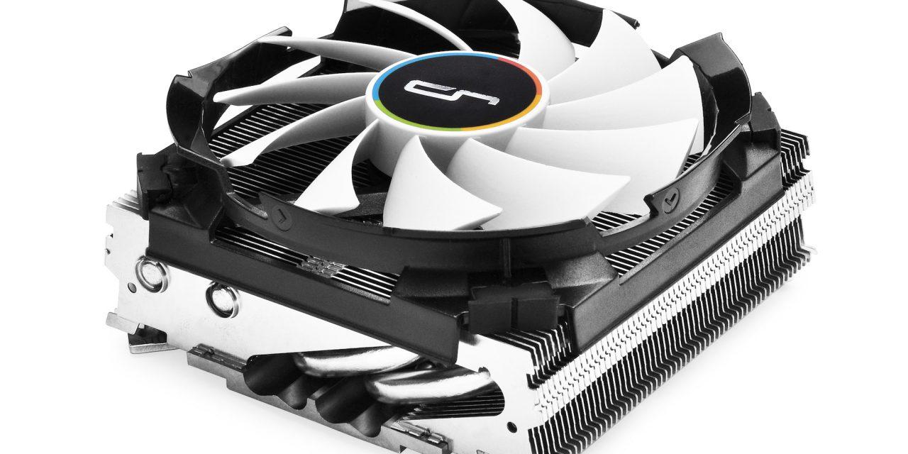 CRYORIG C7 Ultra Compact CPU Cooler Review