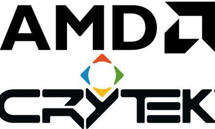 AMD Named Exclusive GPU Provider for Crytek VR First