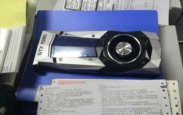Report: NVIDIA GTX 1080 GPU Cooler Pictured