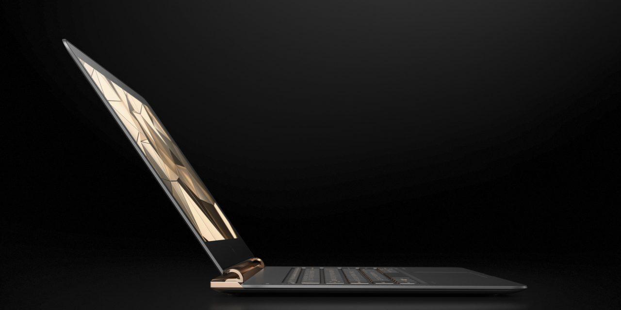 HP Announces World's Thinnest Laptop – The Spectre 13.3