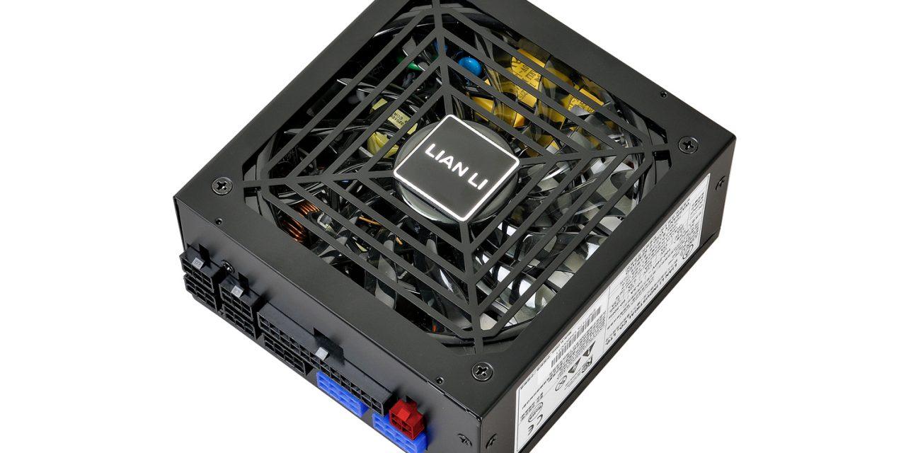 Lian Li Debuts SFX-L PE-550 and PE-750 SFF Power Supplies