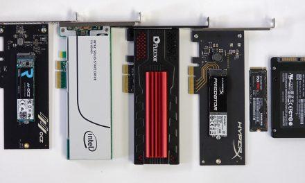 Toshiba OCZ RD400 512GB PCIe NVMe SSD Full Review – M.2 RevoDrive