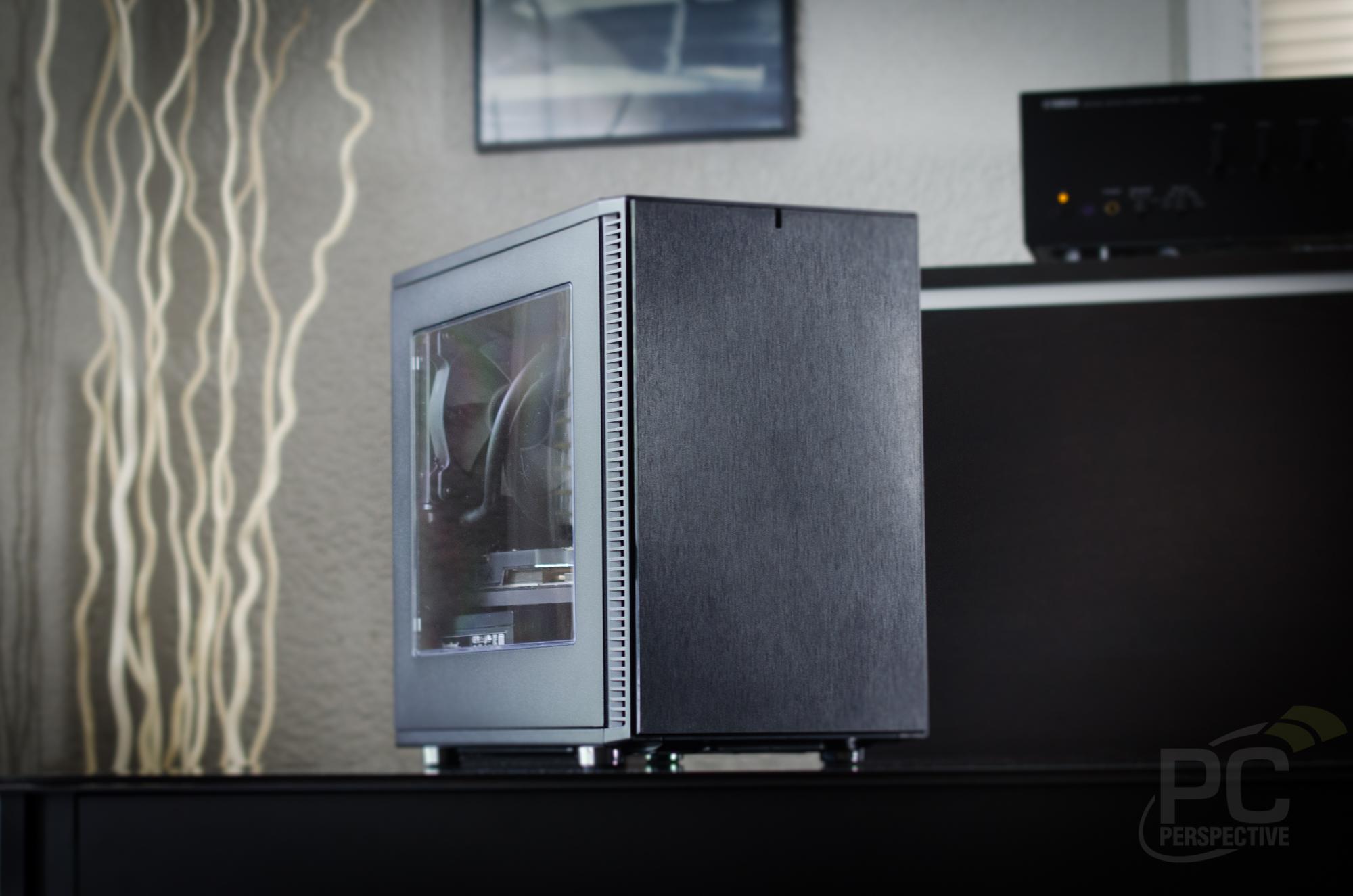 Fractal Design Define Nano S Mini-ITX Enclosure Review