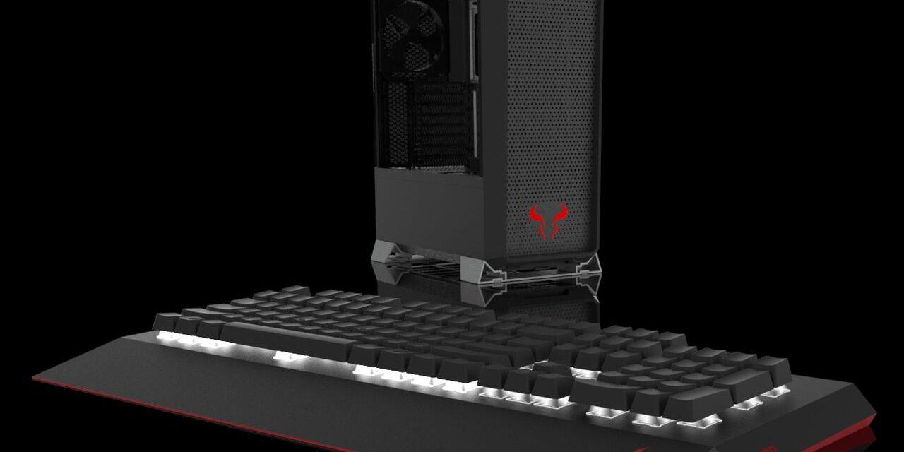RIOTORO Unveils New PC Gaming  Hardware Lines at Computex 2016