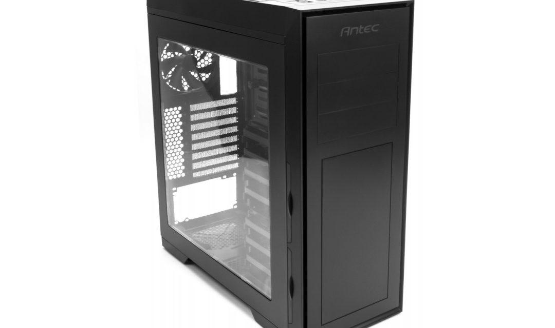 Antec Announces P9 Window Full-Tower Enclosure