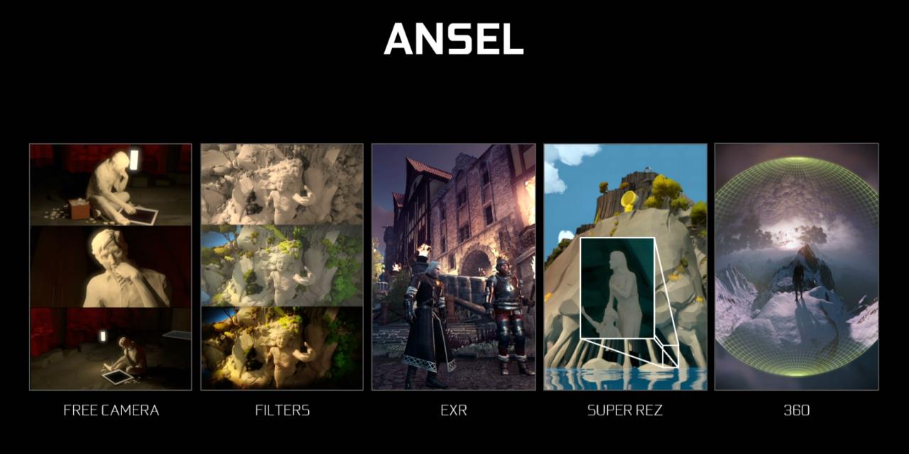 A New Focus on NVIDIA's Ansel