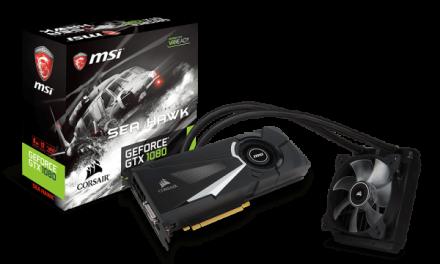 Computex 2016: Corsair Hydro GFX for GeForce GTX 1080