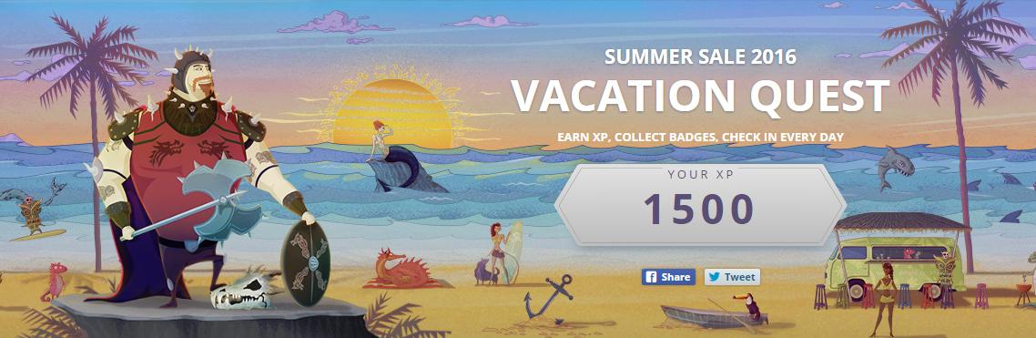 GOG.com Commences Their Summer Sale