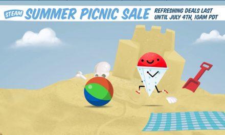 Steam Summer Sale Has Started!