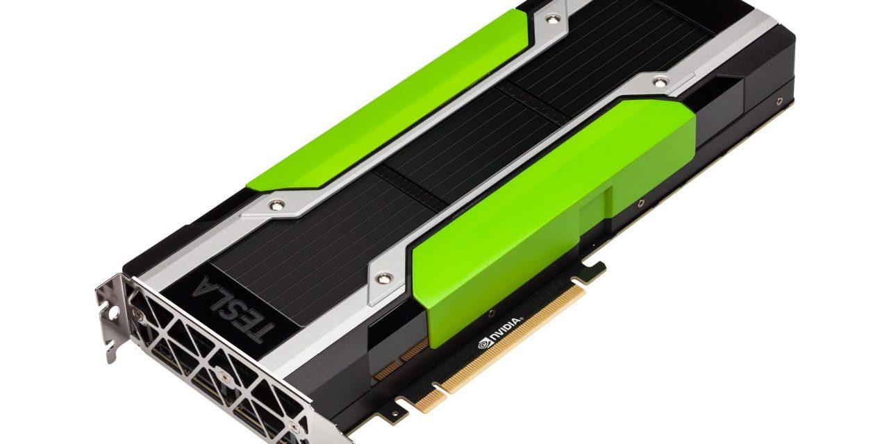 NVIDIA Announces PCIe Versions of Tesla P100