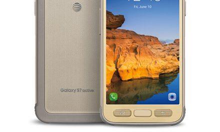 Samsung Announces Galaxy S7 Active