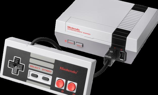 Honey, I Shrunk The NES