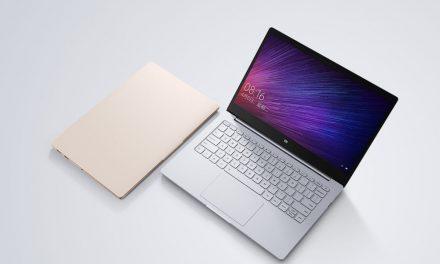 Xiaomi Launches Sleek Mi Notebook Air Ultrabooks