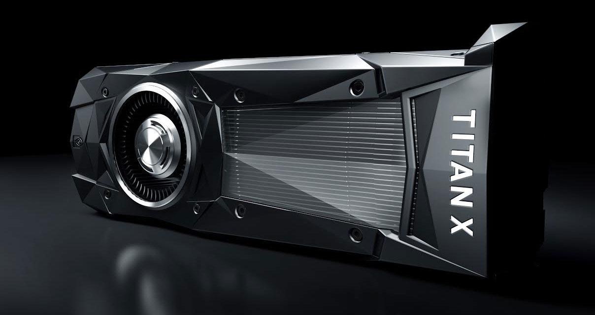 NVIDIA Announces GP102-based TITAN X with 3,584 CUDA cores
