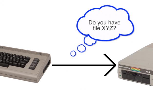 The 8-Bit Guy Disc-usses Floppy Drives