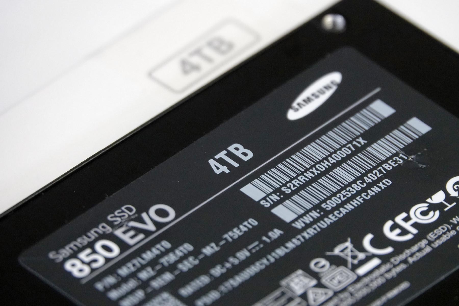 Samsung 850 EVO 4TB 2.5″ SATA SSD Review – Speedy Behemoth