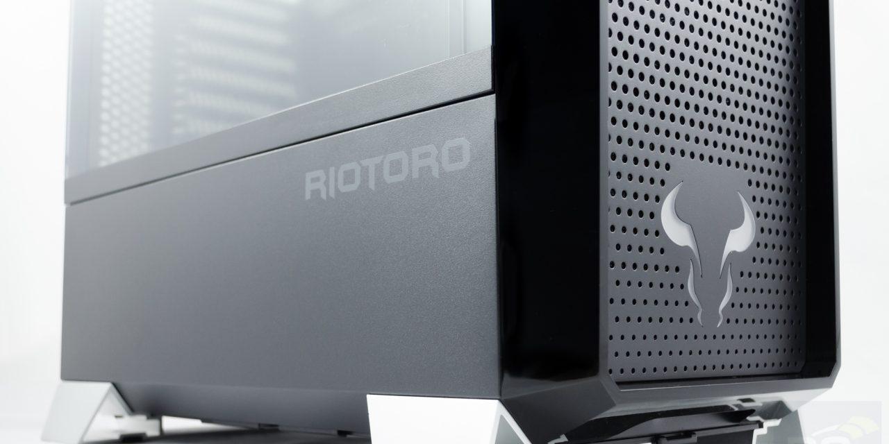 RIOTORO PRISM CR1280 RGB Full-Tower Enclosure Review